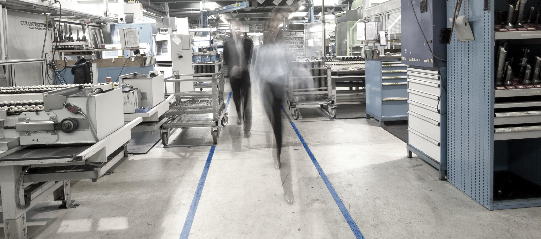 Wir unterstützen Sie bei der Bewältigung der logistischen Herausforderungen von Morgen und stellen Ihre Wettbewerbsfähigkeit sicher.